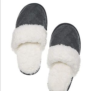 Victoria Secret Grey slippers